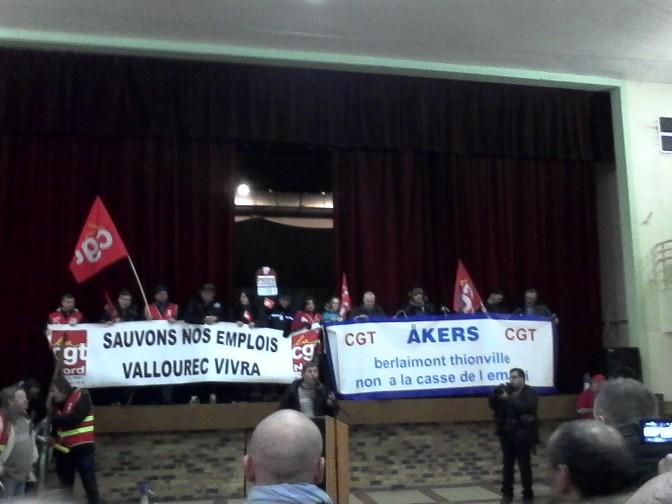 Vallourec, Akers… menaces sur l'industrie et l'emploi dans le Nord
